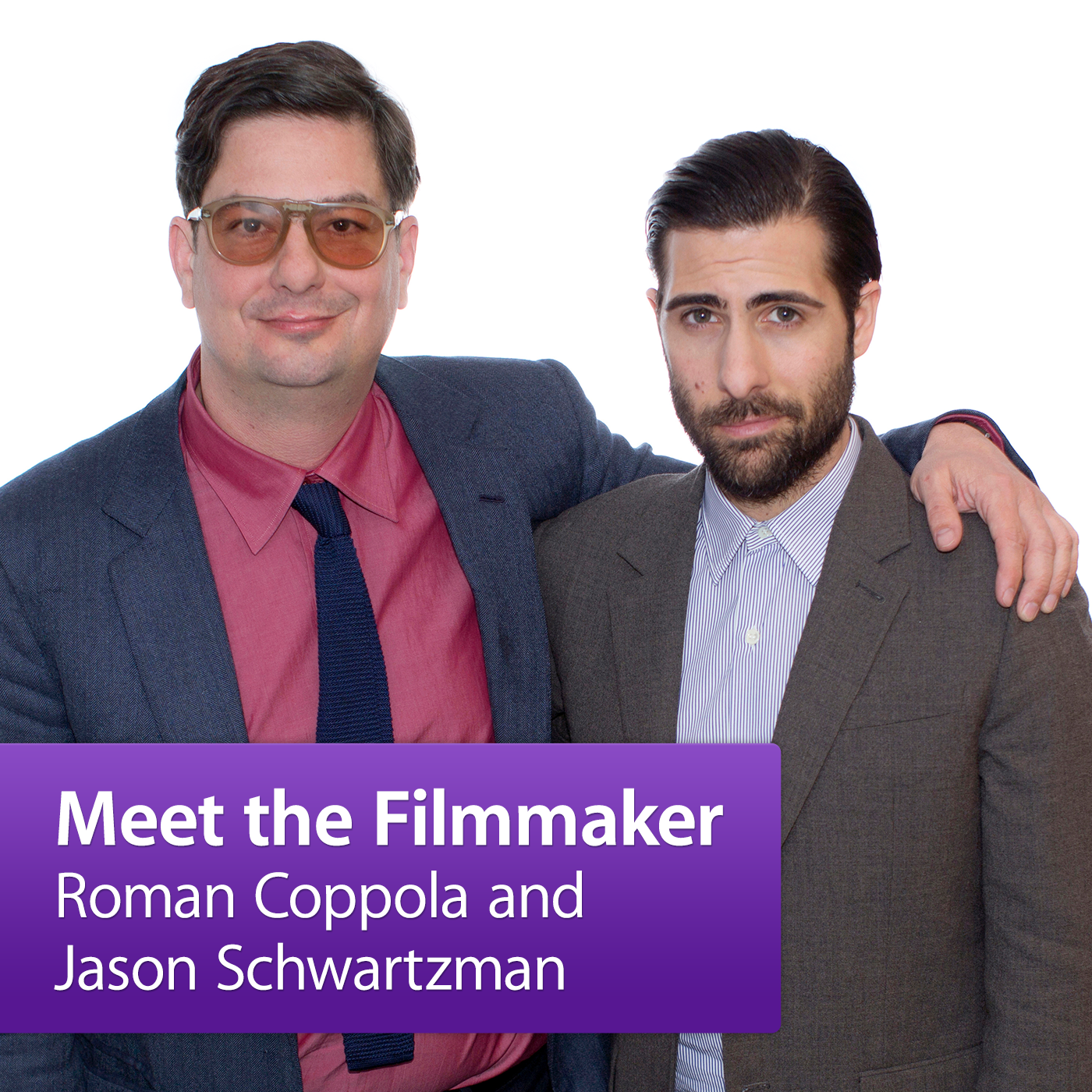 Roman Coppola and Jason Schwartzman: Meet the Filmmaker
