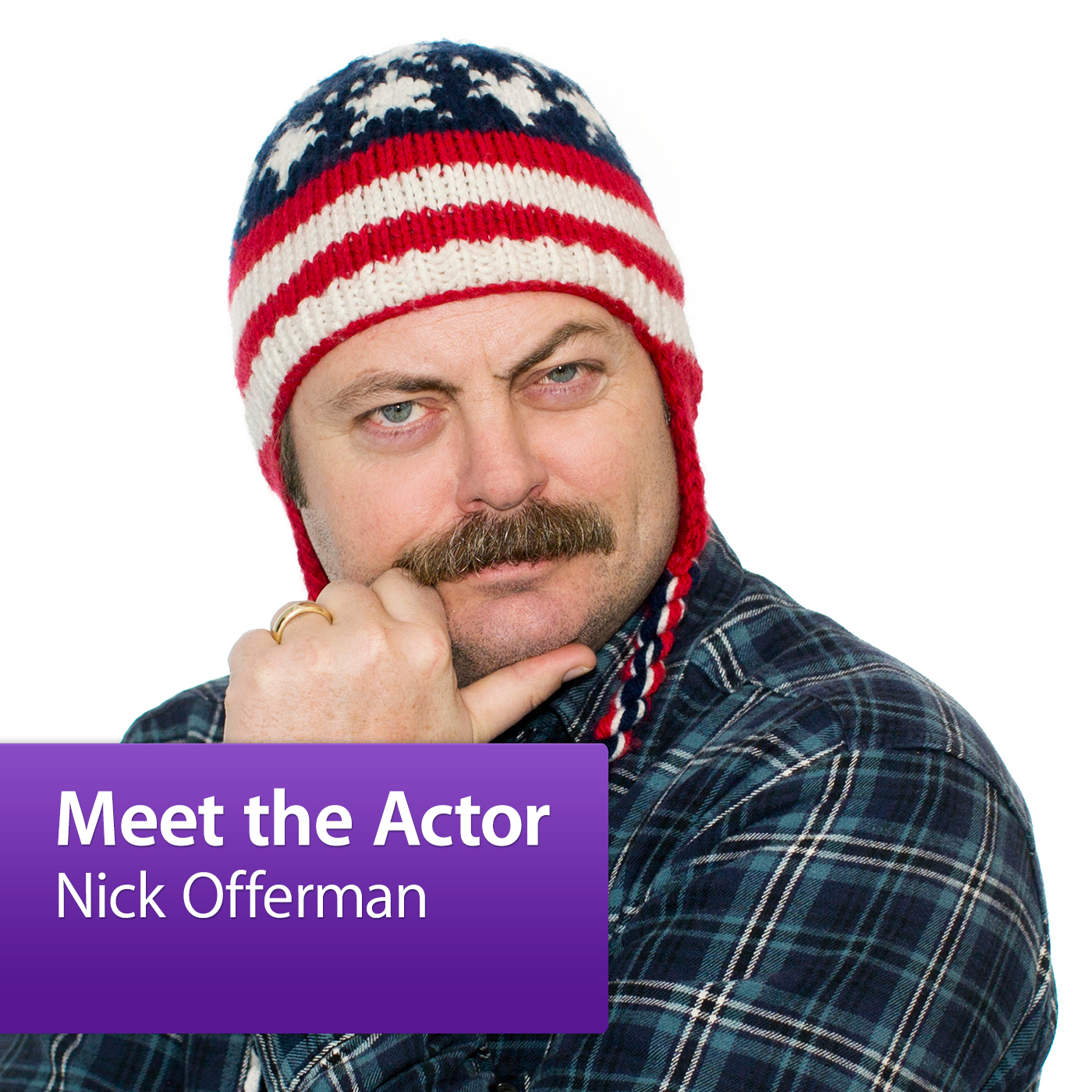 Nick Offerman: Meet the Actor