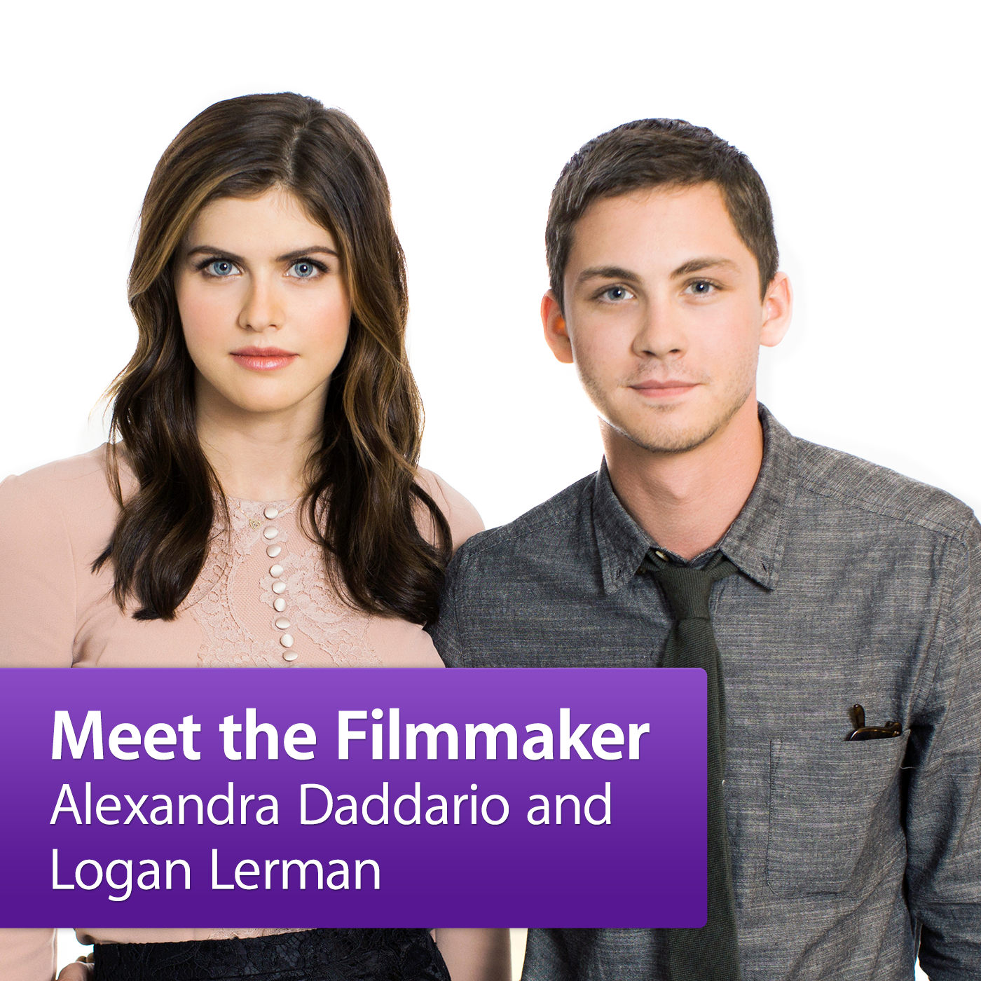 Logan Lerman and Alexandra Daddario: Meet the Filmmaker