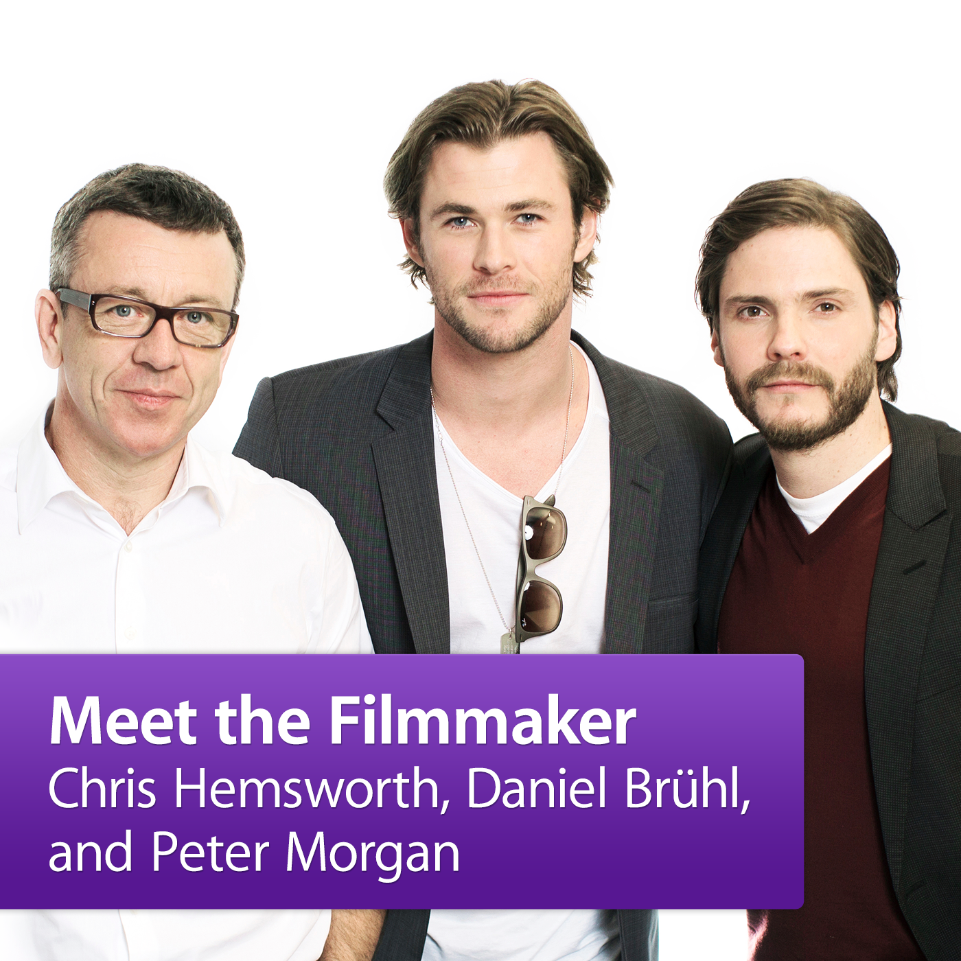 Chris Hemsworth, Daniel Brühl, and Peter Morgan: Meet the Filmmaker