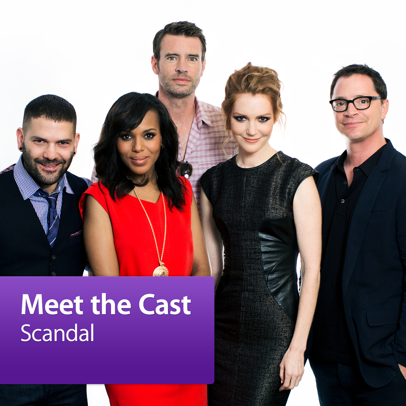 Scandal: Meet the Cast