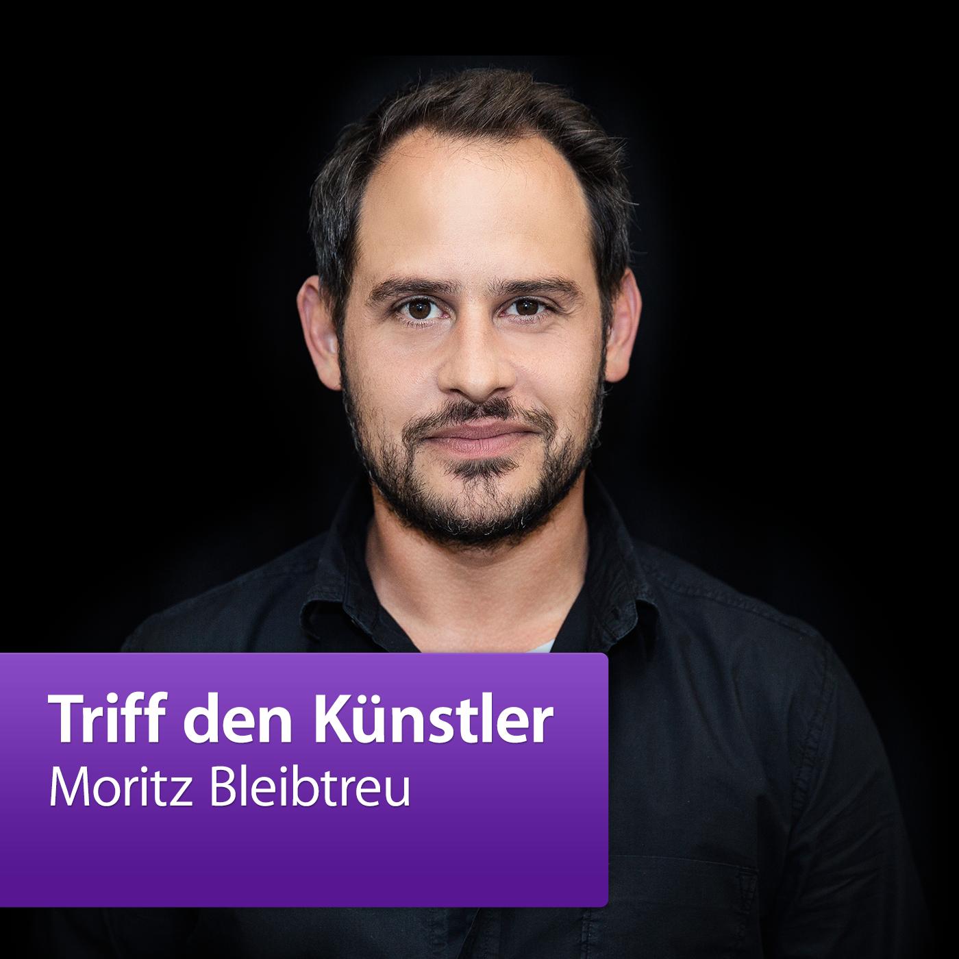 Moritz Bleibtreu: Triff den Künstler