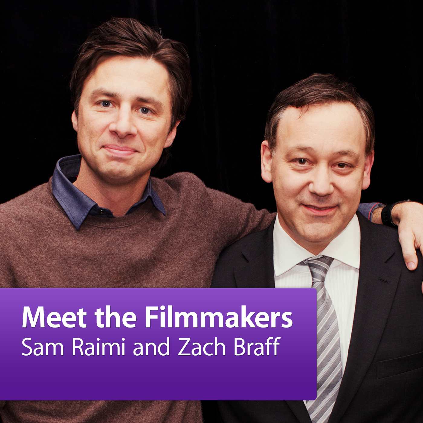 Zach Braff and Sam Raimi: Meet the Filmmakers