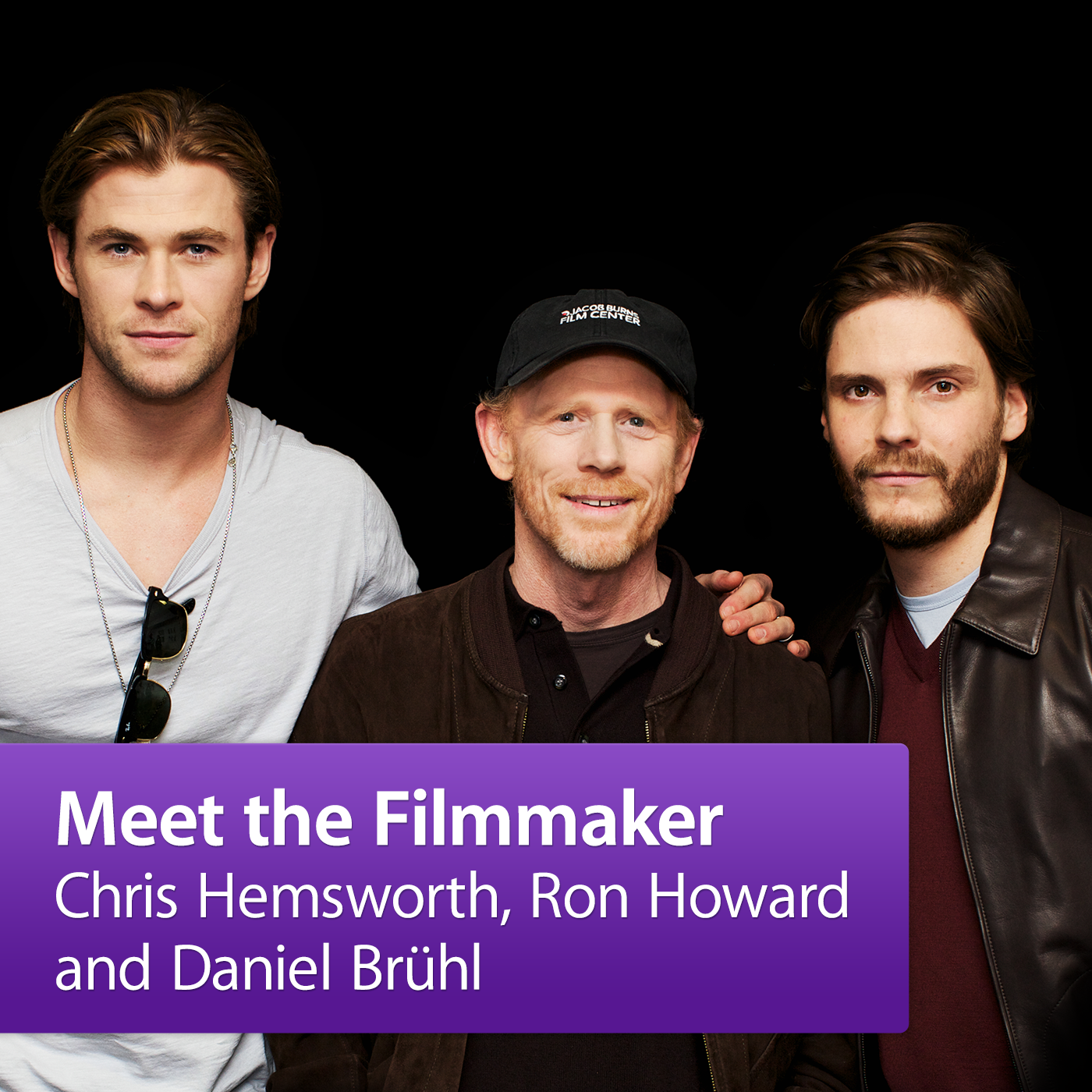 Ron Howard, Chris Hemsworth and Daniel Brühl: Meet the Filmmakers