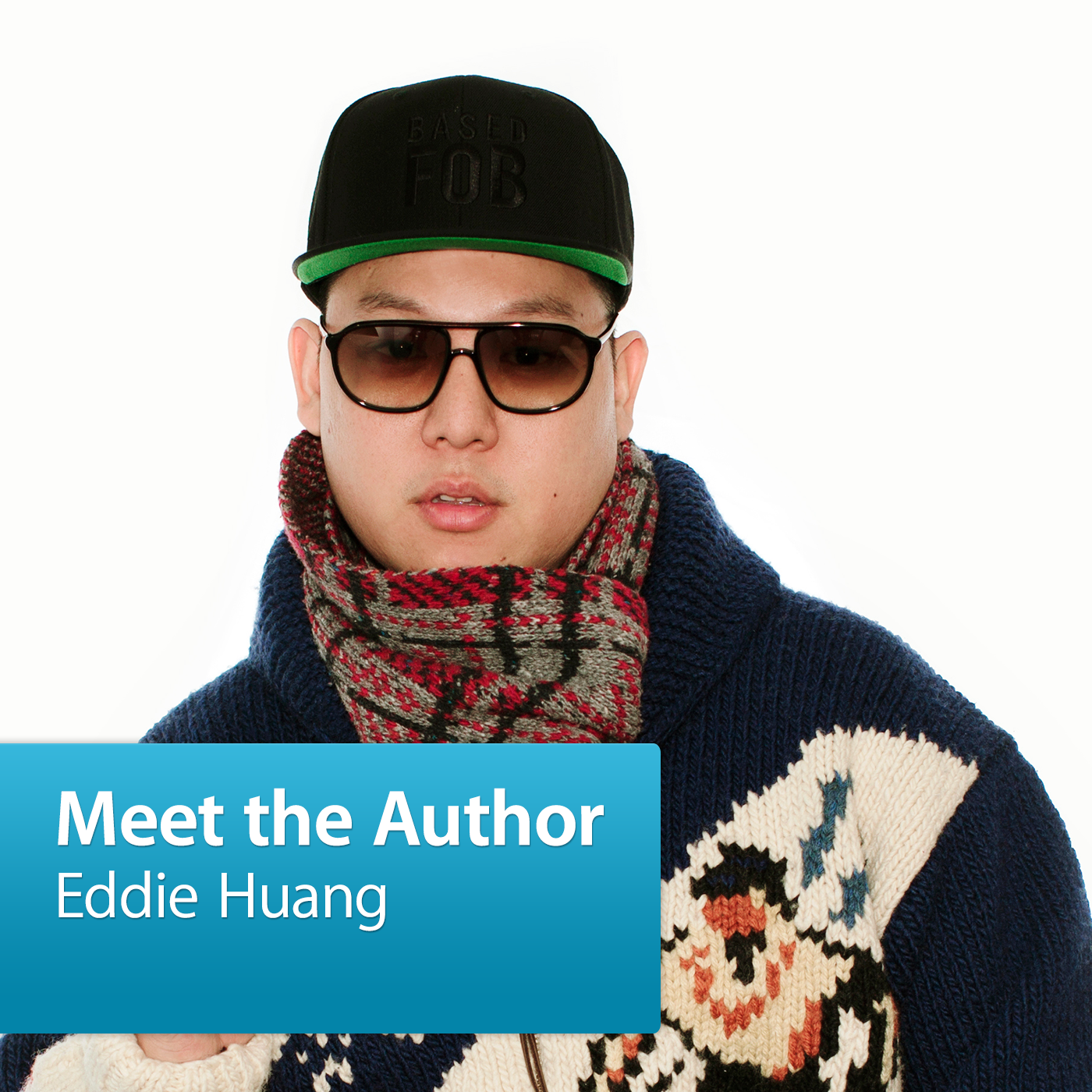 Eddie Huang: Meet the Author