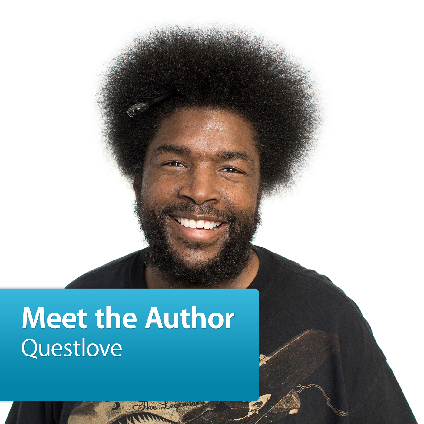 "Ahmir ""Questlove"" Thompson: Meet the Author"