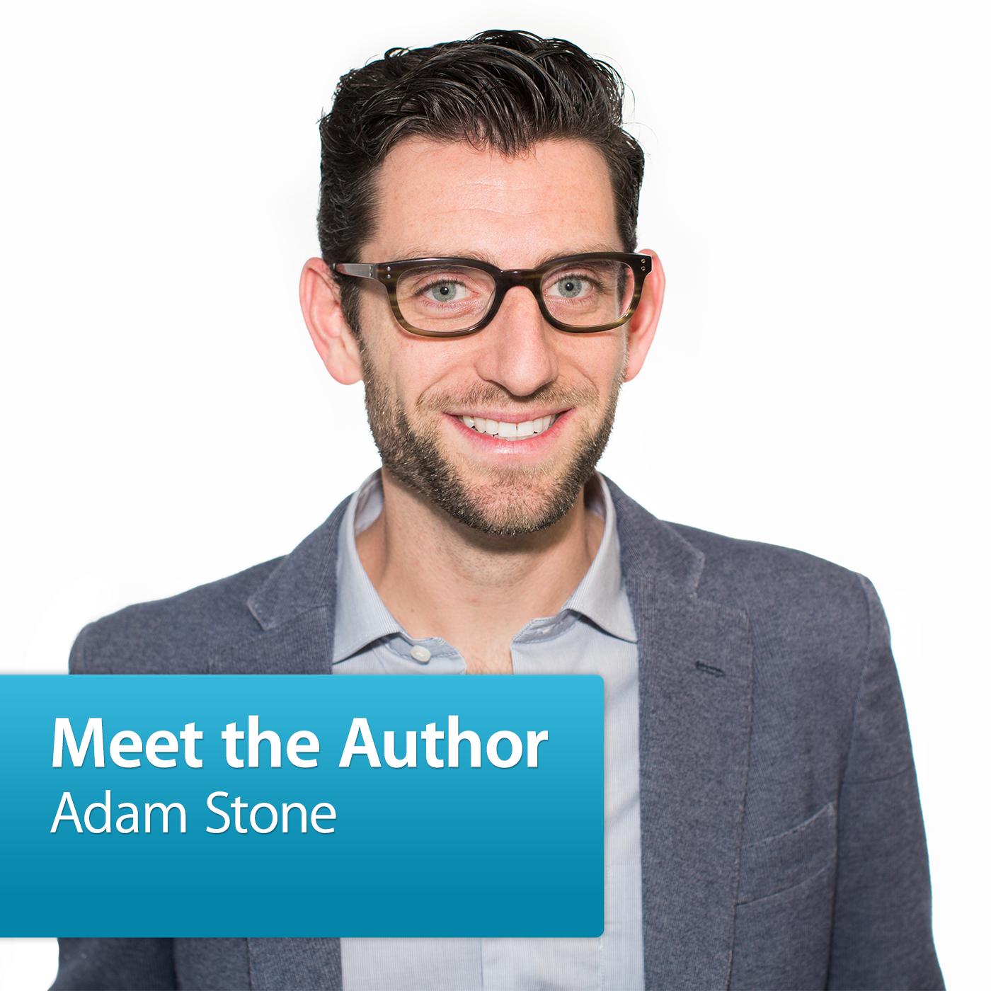 Adam Stone: Meet the Author