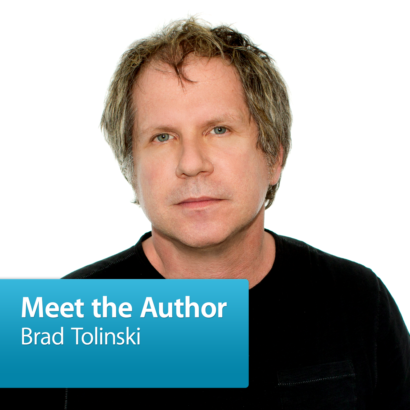 Brad Tolinski: Meet the Author
