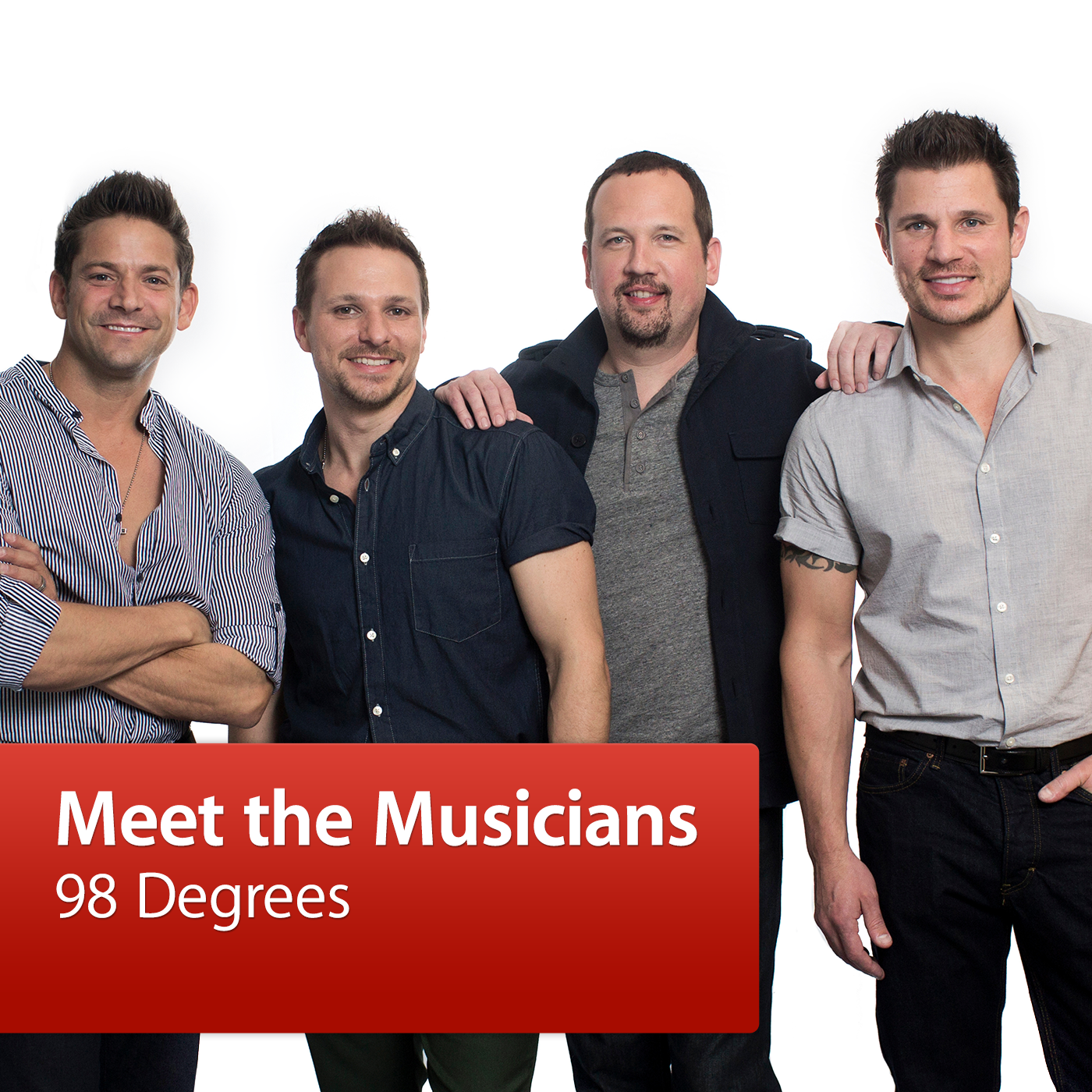 98 Degrees: Meet the Musicians