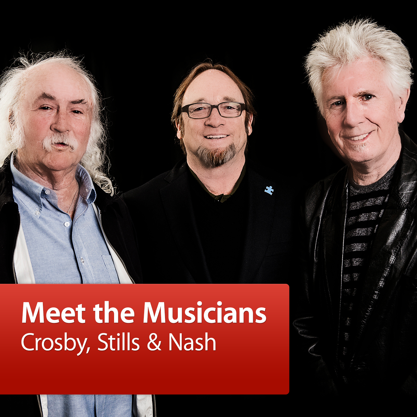 Crosby, Stills & Nash: Meet the Musicians