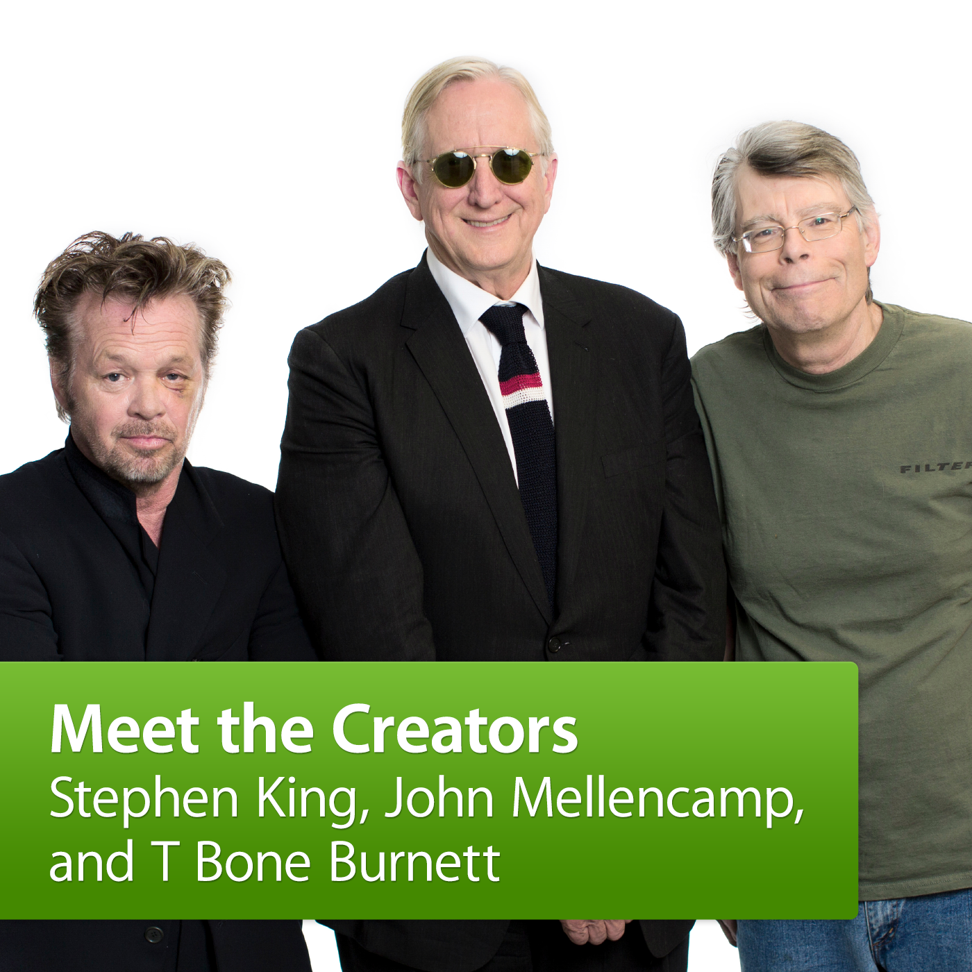 Stephen king john mellencamp and t bone burnett meet the creators stephen king john mellencamp and t bone burnett meet the creators by events at the apple store on apple podcasts m4hsunfo