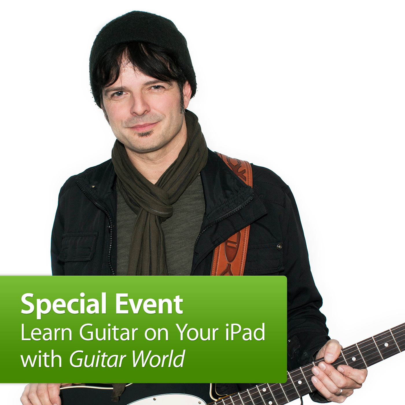 Learn Guitar on Your iPad with Guitar World: Special Event